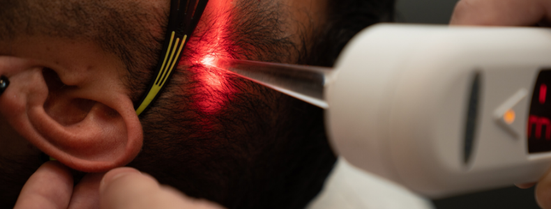 Cold Laser Auriculotherapy